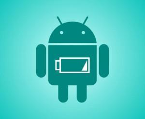Андроид и батарея на минимуме