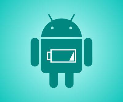 Андроид и батарея