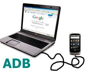 Соединение телефона и компьютера по adb-протоколу