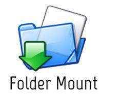программа Folder Mount