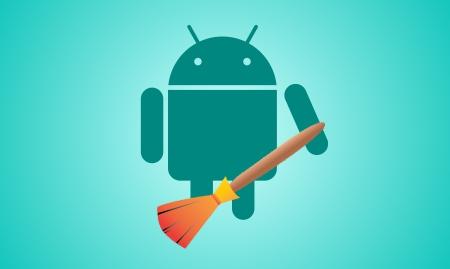 Чистка на Андроиде