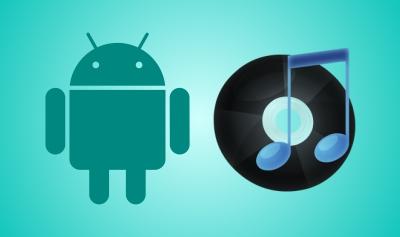 Андроид и мелодия
