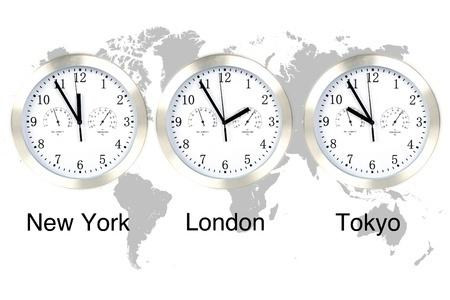 Время городов