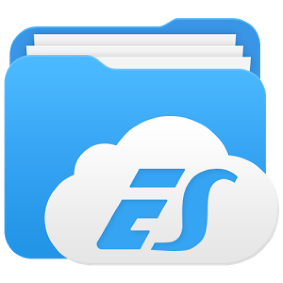 Программа ES File Explorer