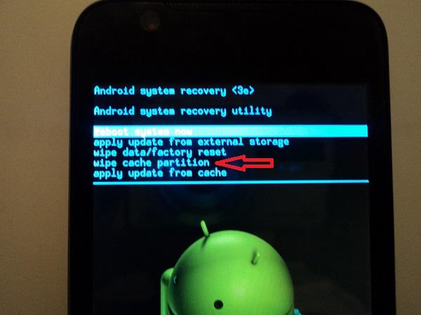 Как сделать перезагрузку на андроиде