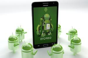 смартфон на платформе андроид