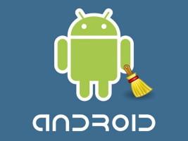 чистка андроида