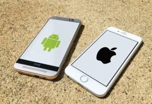 андроид и айфон