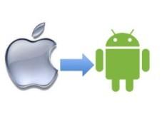 переход с айфона на андроид