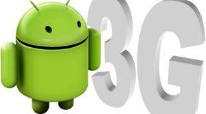 3g на андроиде